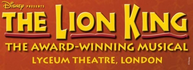 The Lion King On Stage In London Throughout 2019 And Into