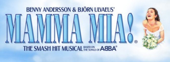 Mamma Mia Live On Stage In London Throughout 2018